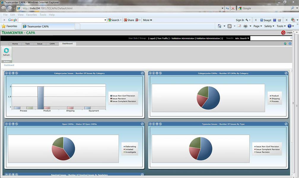 Tecnomatix | Solutii de urmarire si de gestionare a problemelor